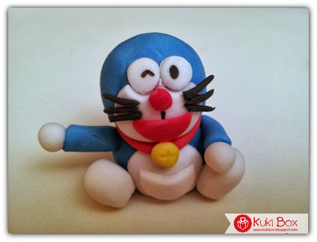 Kuki Box Topper Nobita y Doraemon