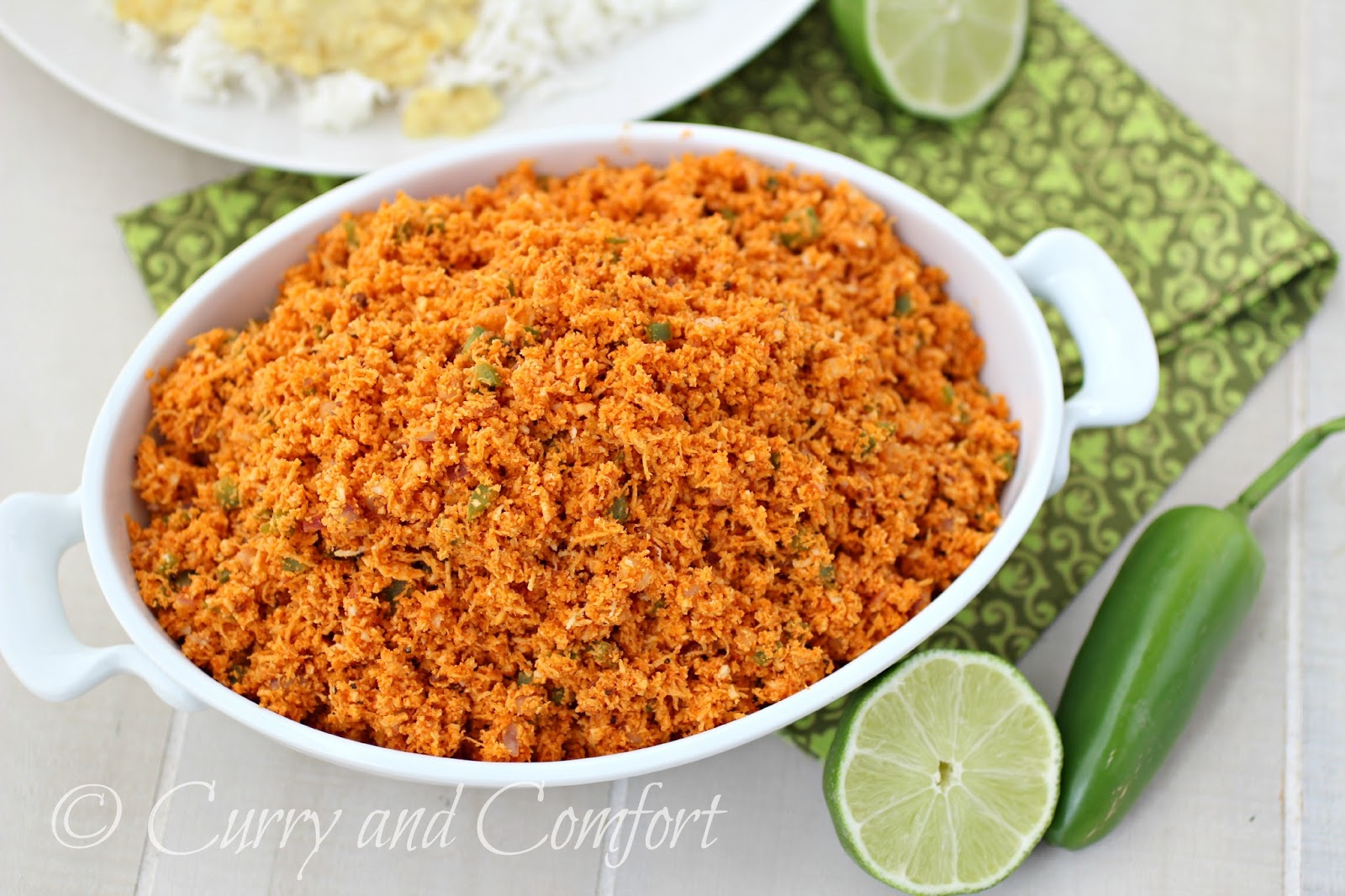 Kitchen Simmer Sri Lankan Spicy Coconut Pol Sambol 2