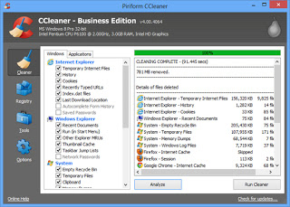 CCleaner 4.00.4064 Pro Business Edition With Serial Key