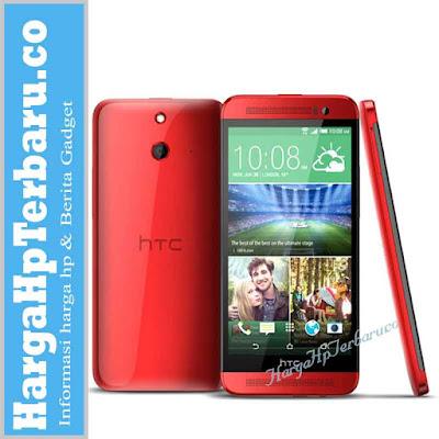 Daftar Terbaru Harga Hp HTC Agustus 2015