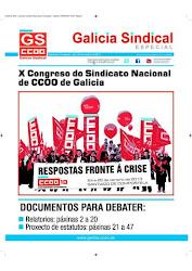 RELATORIOS X CONGRESO SINDICATO NACIONAL