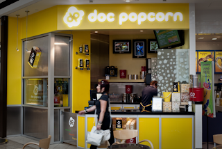 Doc popcorn business plan