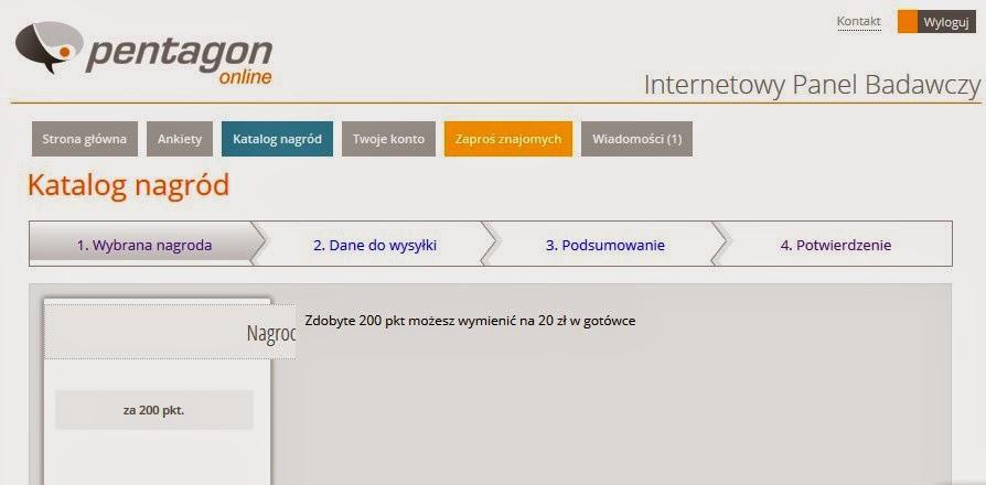 pentagononline zarabianie w sieci