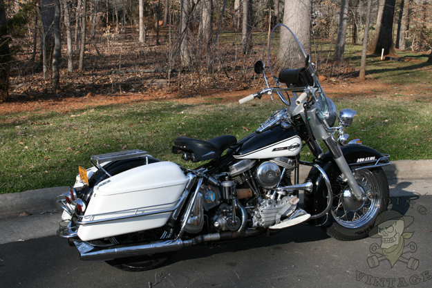1964 Harley-Davidson Duo-Glide ~ Riding Vintage