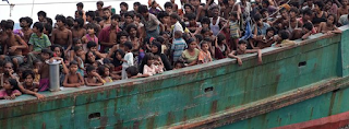Malaysia and Indonesia have agreed capacity of 8 thousand Rohingya refugees