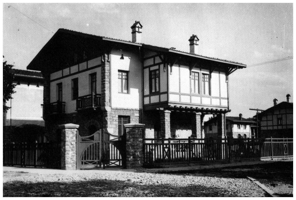 Ciudad jard n 1924 vitoria en fotos for Ciudad jardin vitoria