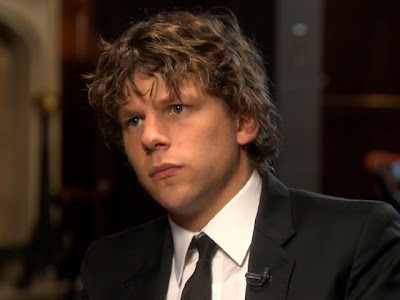 Jesse Eisenberg The Social Network Actor