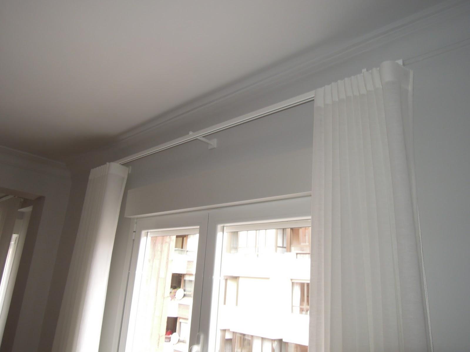 Cortinas para exterior leroy merlin flashup with cortinas - Rieles leroy merlin ...