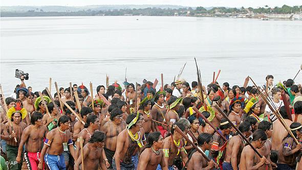 SITUAÇÃO DOS ÍNDIOS BRASILEIROS É CRÍTICA TAMBÉM FORA DA AMAZÓNIA