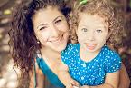 Mi hija y mi nieta