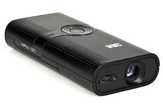 3M mpro120 pocket projector
