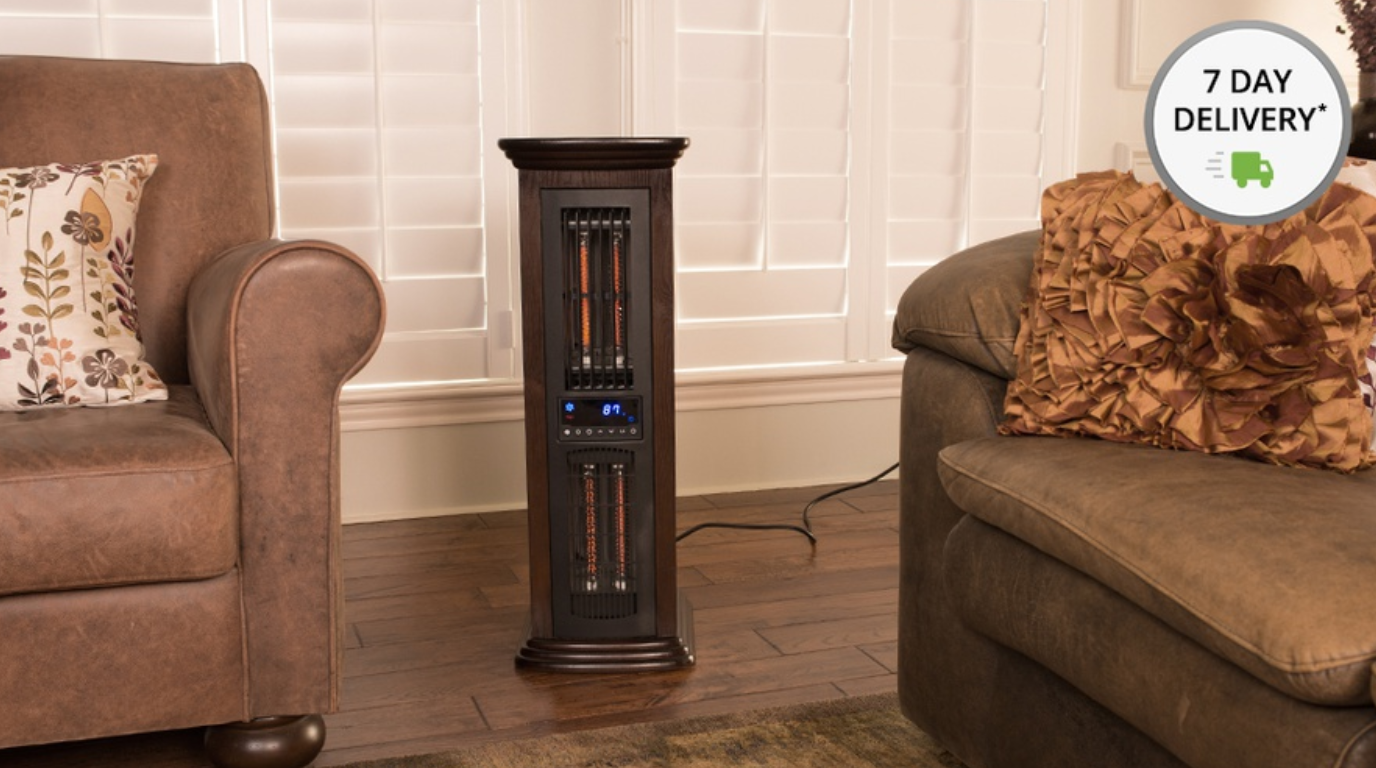 Groupon: 4-in-1 Air Commander Space Heater + Air Purifier = $149.99