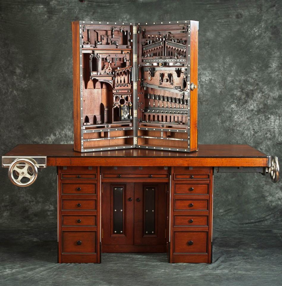 Hobby carpinter a tema el peque o gran taller del rinc n - El taller de pinero ...