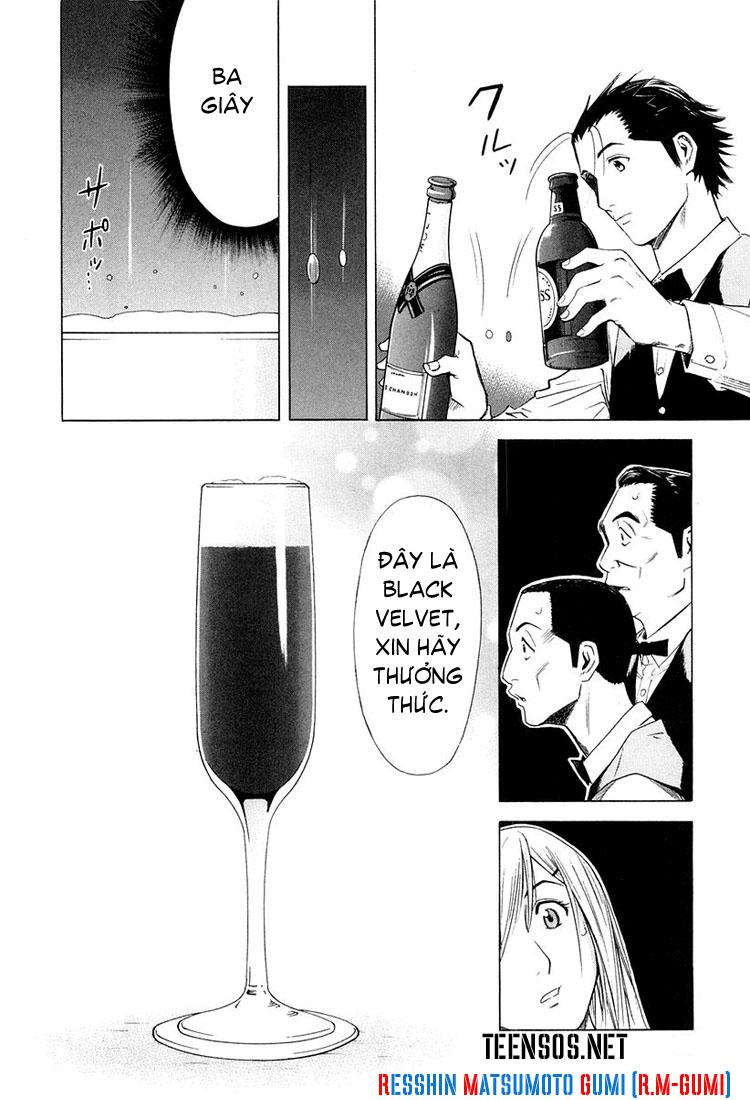 Bartender chap 11 Trang 15 - Mangak.info
