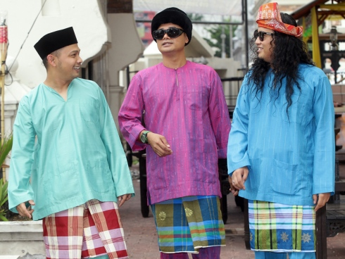 Malaysia, Berita, Gossip, Gosip, Hiburan, Selebriti, Artis Malaysia, Pretty Ugly, rindu, kad raya