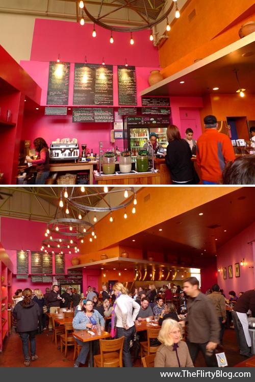 Interior restaurant color palettes joy studio design for Best color for restaurant interior