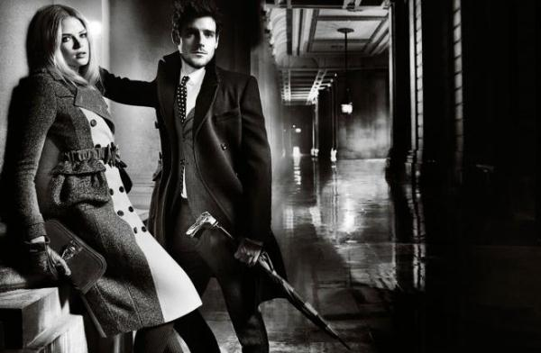 Burberry Prorsum Fall-Winter 2012/2013 Campaign-1