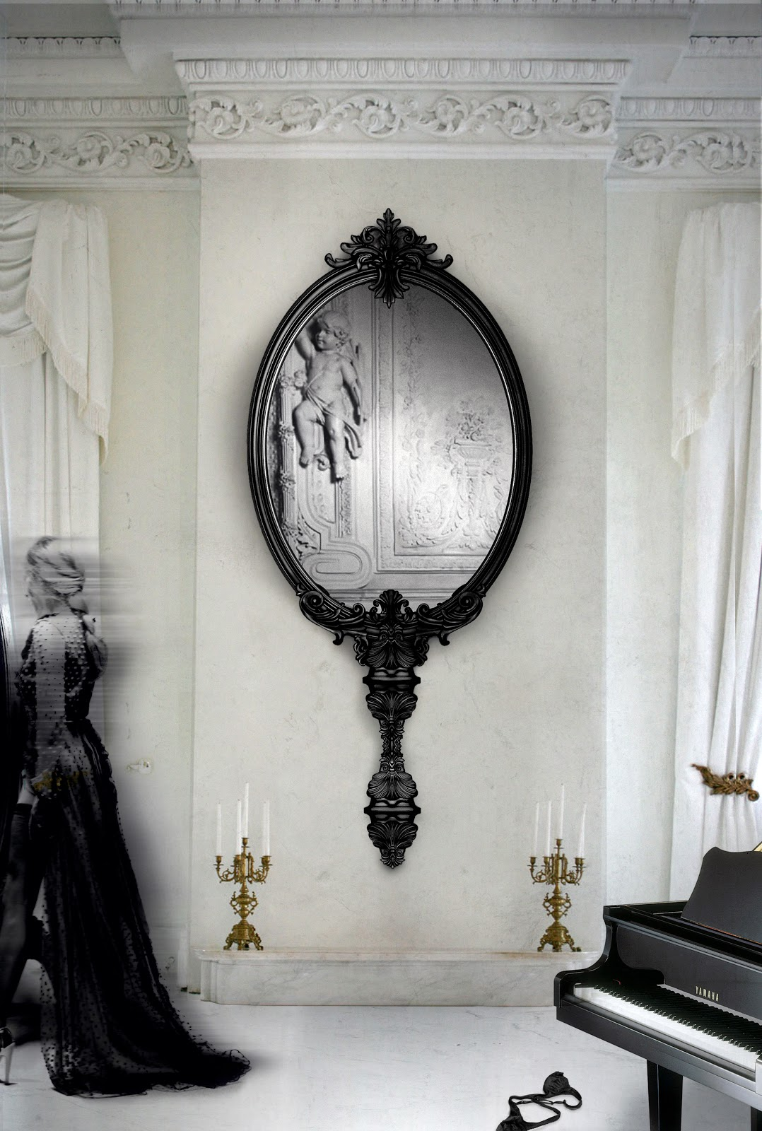Maison & Objet 2015: Art and Decoration - 5 Mirror's exhibitors Maison & Objet 2015: Art and Decoration - 5 Mirror's exhibitors marie antoinette mirror 2