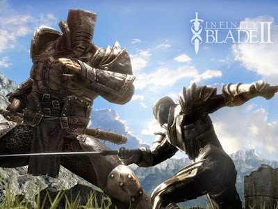 Infinity Blade 2 - Games Untuk Apple New iPad 3