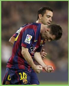 La resurrección de Messi