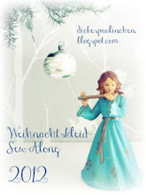 Weihnachtskleid Sew Along 2012