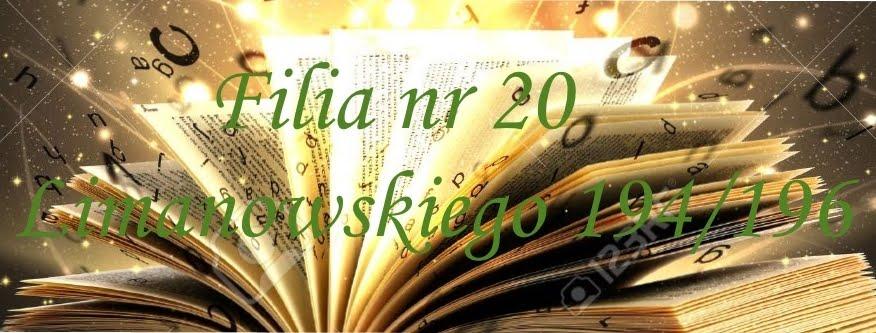 Filia nr 20-ul. Limanowskiego 194/196