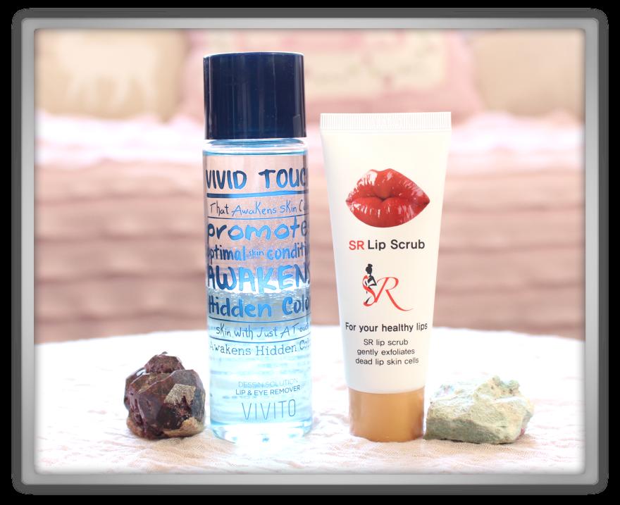 겟잇뷰티박스 by 미미박스 memebox beautybox Superbox #79 Oh! My Lips box unboxing review preview sr lip scrub vivito dessin solution lip eye remover