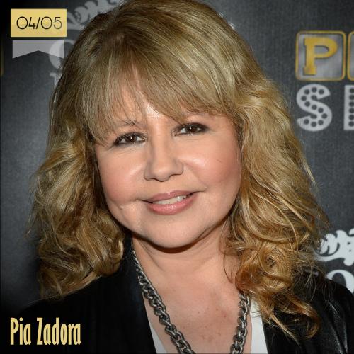 4 de mayo | Pia Zadora - @OfficialPiaZ | Info + vídeos