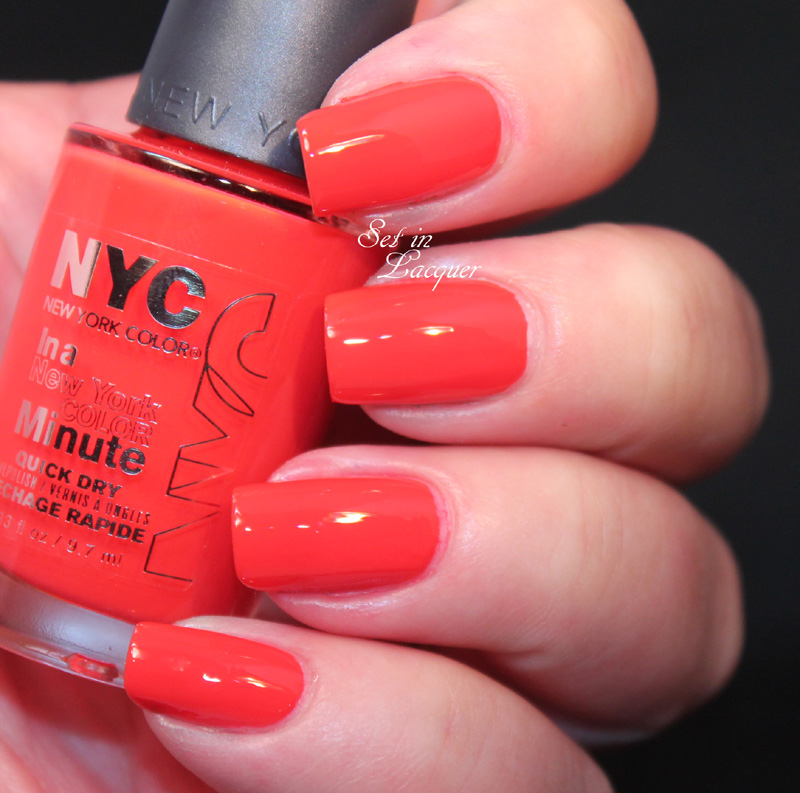NYC Carnival Red