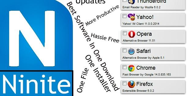 Formateaste tu PC? Reinstala todo muy facil!