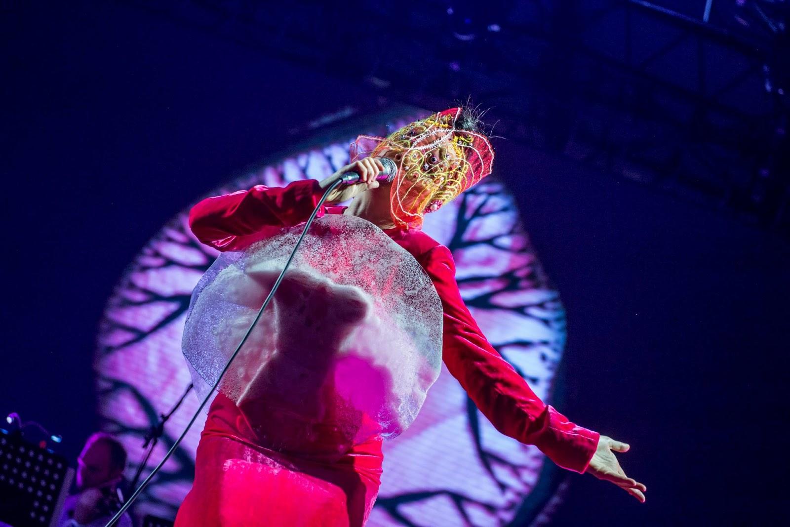 björk guðmundsdóttir: Björk - Live @ Tbilisi Concert Hall