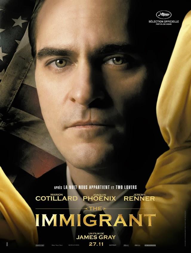 La película The Immigrant