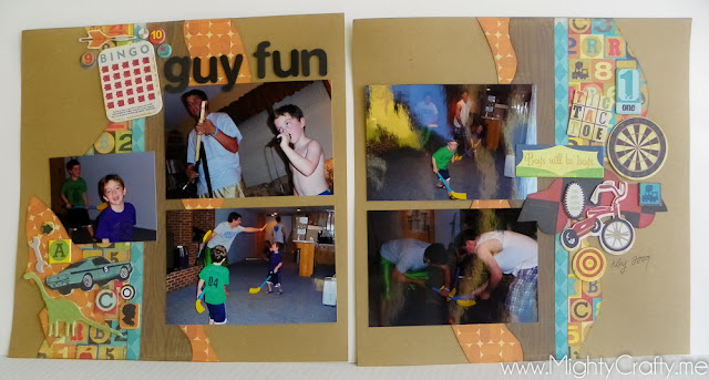 Guy Fun - www.MightyCrafty.me