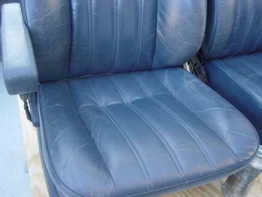 Como restaurar y reparar el cuero aprender hacer for Como limpiar asientos de cuero