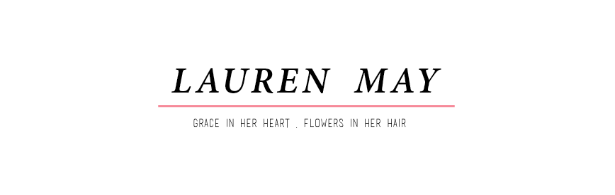 lauren may with love