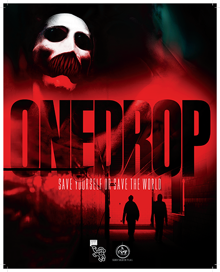 one drop poster