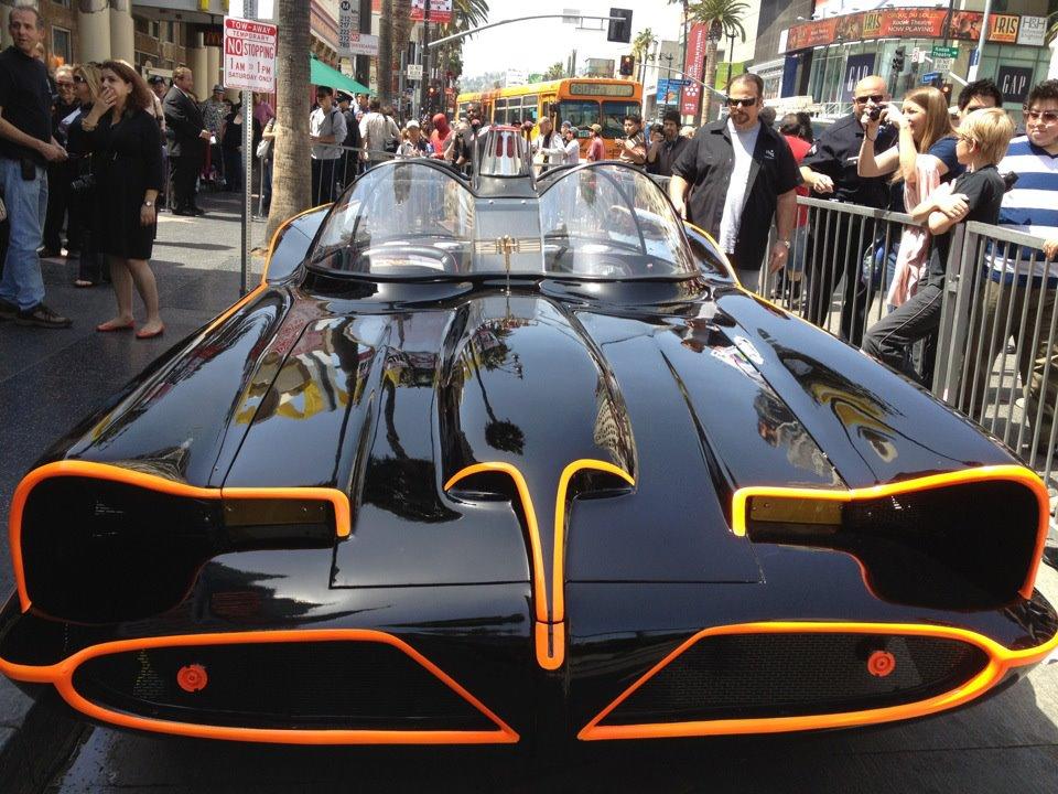 It\'s No Joker: Batman\'s Car For Sale