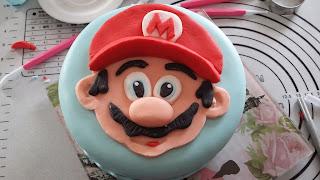 un joli gâteau