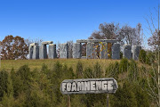 ANOTHER REASON STYROFOAM IS GOOD: FOAMHENGE! THE REAL REASON NANNY BLOOMBERG .