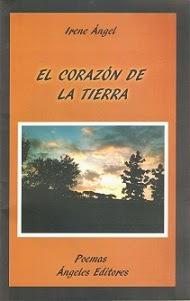 Libro de poemas El corazón de la tierra.