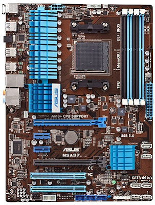 Asus M5A97 AM3+ Motherboard