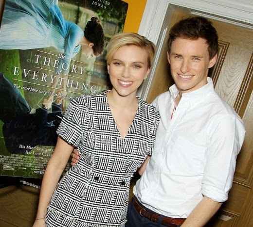 Slender Scarlett Johansson came two months after giving birth