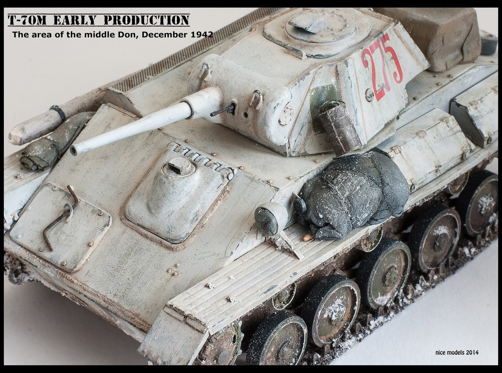 NICE MODELS: T-70m Early Production. Finish!: http://yarlikov.blogspot.com/2014/03/t-70m-early-production-finish.html