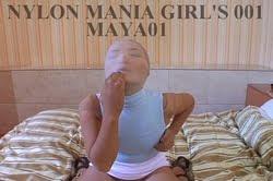 NYLON MANIA GIRL'S 001 MAYA
