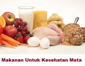Makanan terbaik untuk menjaga kesehatan mata