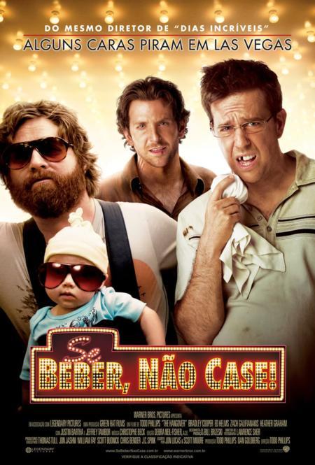 Filme Se Beber, Não Case! Dublado AVI DVDRip