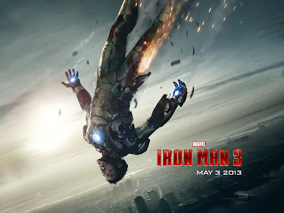 Flying Iron Man HD Wallpaper