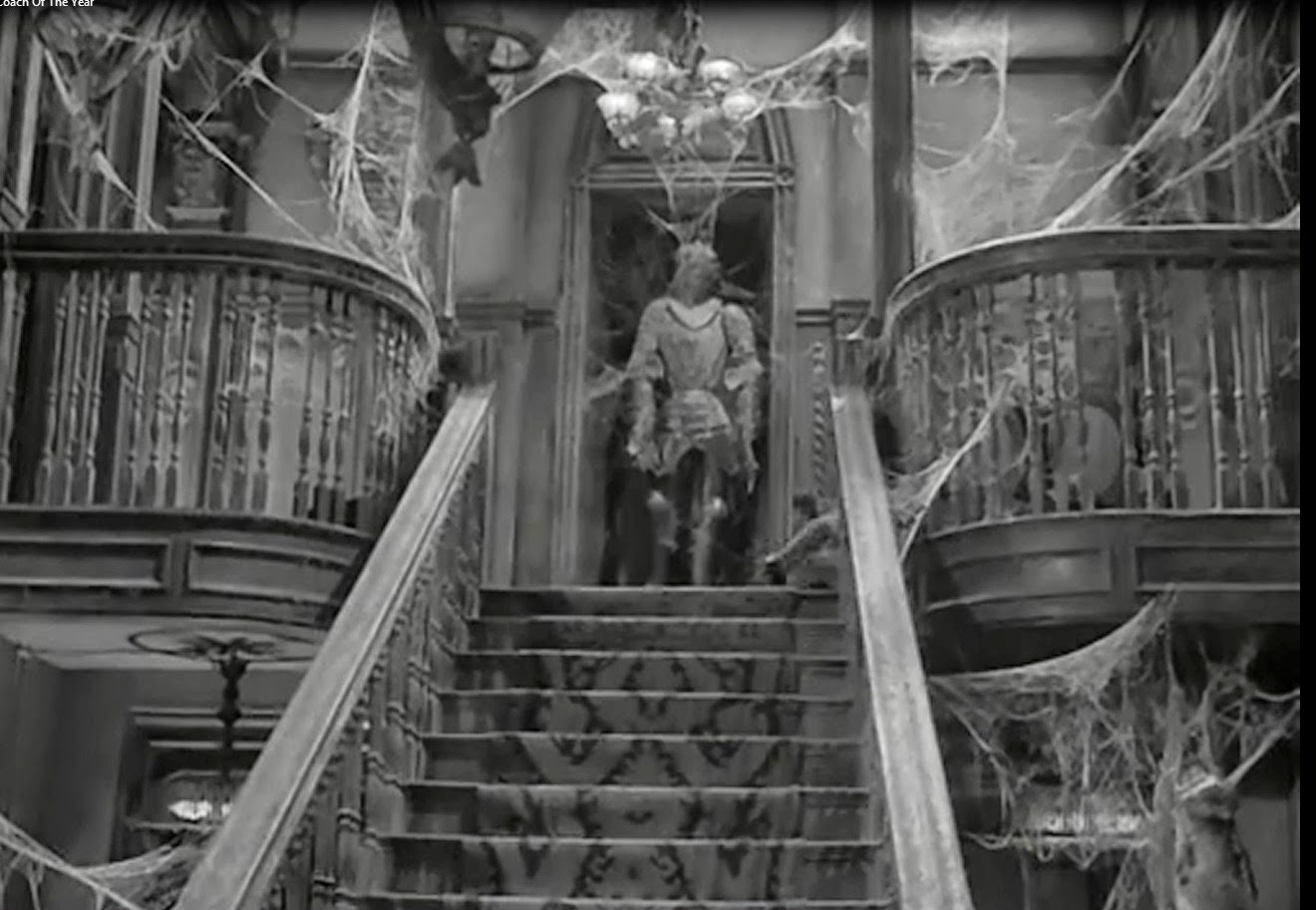 Munsters house interior
