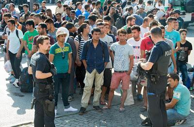 terrorizmus, Iszlám Állam, Szíria, menekültek, illegális bevándorlás,