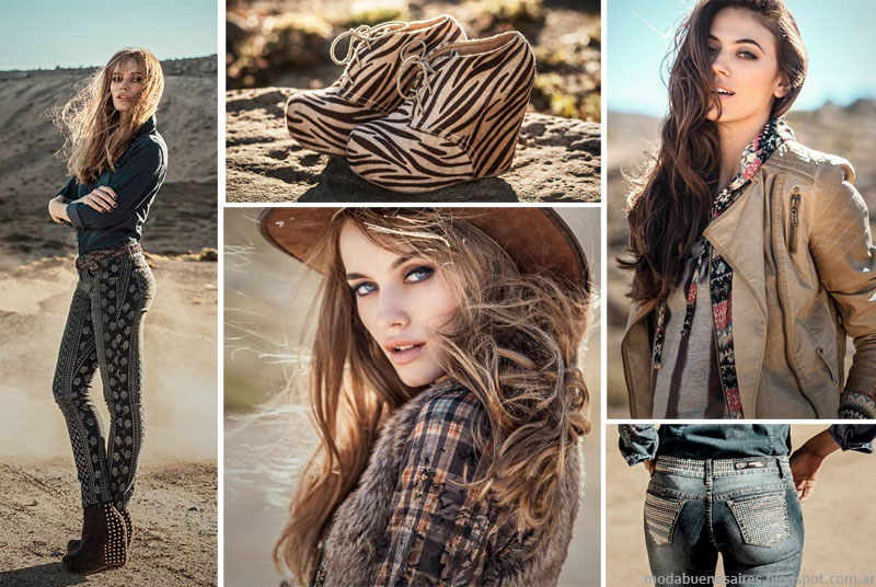 Moda otoño invierno 2014. Sweet invierno 2014 Ropa de mujer.